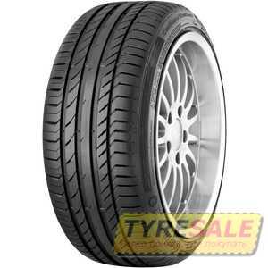 Купить Летняя шина CONTINENTAL ContiSportContact 5 SUV 225/60R18 100H