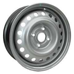 EURODISK 53A45D Silver - Интернет магазин шин и дисков по минимальным ценам с доставкой по Украине TyreSale.com.ua