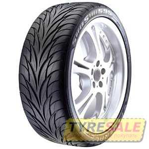 Купить Летняя шина FEDERAL Super Steel 595 235/60R16 100W