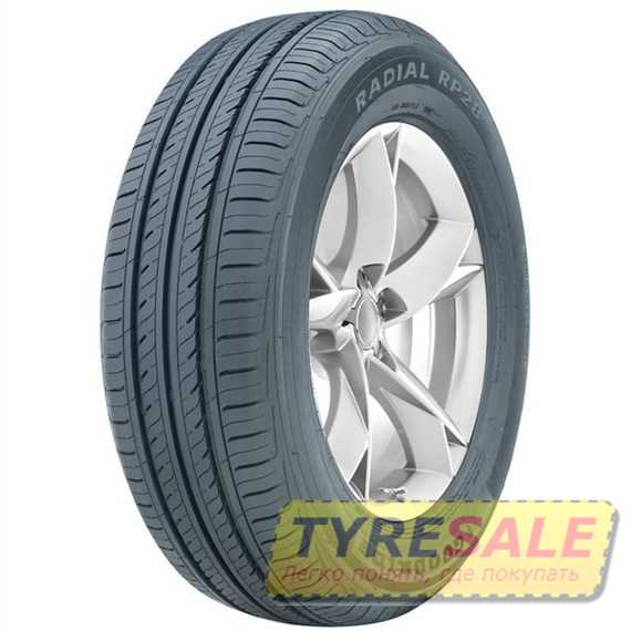 Летняя шина GOODRIDE RP28 - Интернет магазин шин и дисков по минимальным ценам с доставкой по Украине TyreSale.com.ua