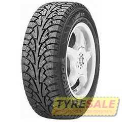 Купить Зимняя шина HANKOOK Winter I*Pike W 409 215/55R16 97T (Под шип)