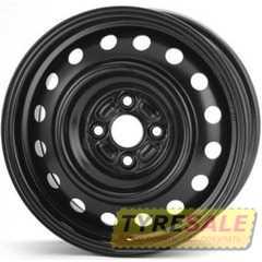 Купить KFZ 6775 Black R15 W5.5 PCD4x100 ET45 HUB60.1