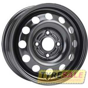 Купить KFZ 6880 Black R14 W5.5 PCD4x108 ET47.5 HUB63.3