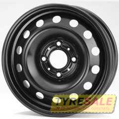 Купить KFZ 7030 Black R14 W5.5 PCD4x100 ET45 HUB60.0