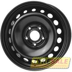 Купить KFZ 7280 Black R14 W6 PCD5x100 ET43 HUB57.1
