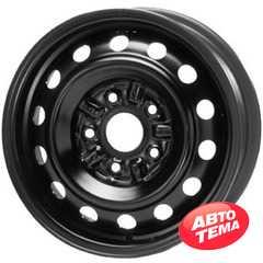 Купить KFZ 9537 Black R16 W7 PCD5x112 ET39 HUB66.6