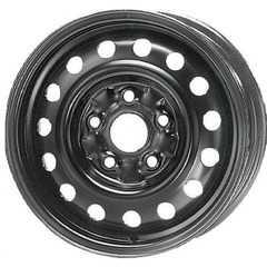 Купить KFZ 9680 Black R16 W6.5 PCD5x100 ET42 HUB57.1