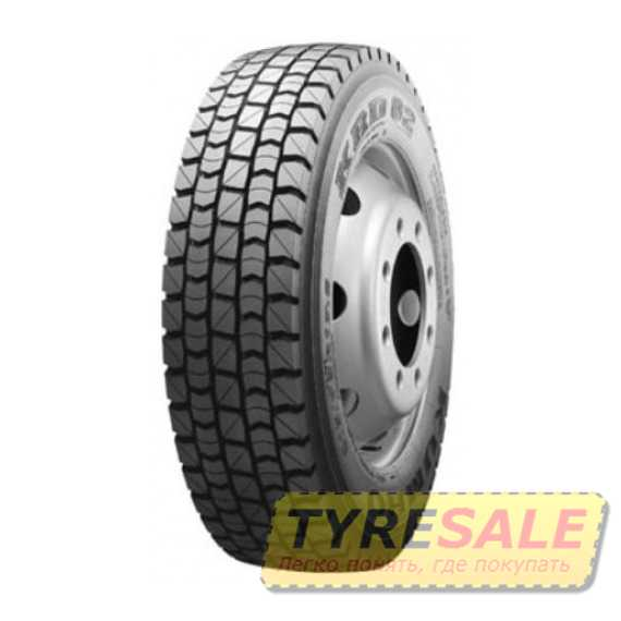 Грузовая шина KUMHO KRD02 - Интернет магазин шин и дисков по минимальным ценам с доставкой по Украине TyreSale.com.ua