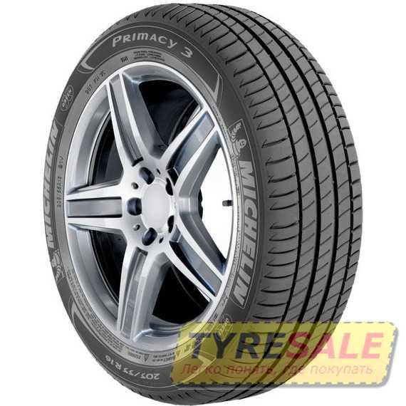 Летняя шина MICHELIN Primacy 3 Run Flat - Интернет магазин шин и дисков по минимальным ценам с доставкой по Украине TyreSale.com.ua