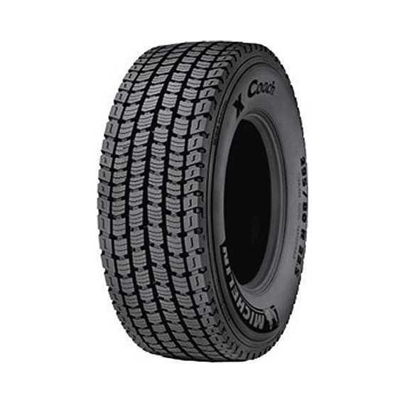 Грузовая шина MICHELIN X Coach XD - Интернет магазин шин и дисков по минимальным ценам с доставкой по Украине TyreSale.com.ua