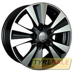 Купить REPLAY NS137 BKF R16 W6.5 PCD5x114.3 ET45 HUB66.1