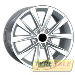 Купить REPLAY SK37 Silver R17 W7.5 PCD5x112 ET49 HUB57.1
