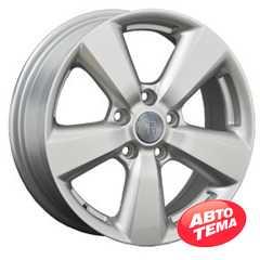 Купить REPLAY SZ10 Silver R16 W6.5 PCD5x114.3 ET45 HUB60.1
