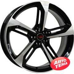 REPLICA LegeArtis Replica A513  BKF - Интернет магазин шин и дисков по минимальным ценам с доставкой по Украине TyreSale.com.ua