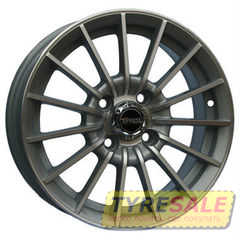Купить TECHLINE 302 HB R13 W5.5 PCD4x98 ET28 HUB58.6