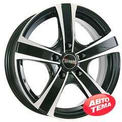 Купить TECHLINE 539 BD R15 W6 PCD5x100 ET38 HUB57.1