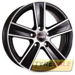 Купить TECHLINE 604 BD R16 W6.5 PCD5x114.3 ET45 HUB60.1