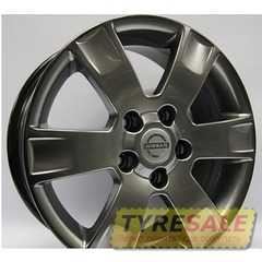 Купить TECHLINE 612 HB R16 W6.5 PCD5x114.3 ET40 HUB66.1