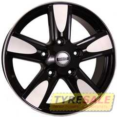 Купить TECHLINE NEO 804 BD R18 W8 PCD5x150 ET60 HUB110.1