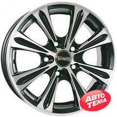 Купить TECHLINE TL-523 BD R15 W6 PCD4x100 ET39 HUB67.1