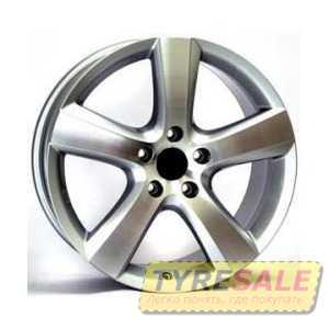Купить WSP ITALY DHAKA W451 SILVER POLISHED R20 W9 PCD5x120 ET60 HUB65.1