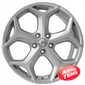 Купить WSP ITALY NEW DELHI W957 SILVER SHINE R17 W7 PCD5x108 ET52.5 HUB63.4