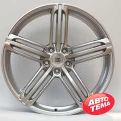 Купить WSP ITALY Pompei W560 (SILVER) R19 W8.5 PCD5x112 ET36 HUB57.1