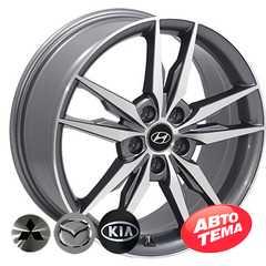 REPLICA HYUNDAI BK862 GP - Интернет магазин шин и дисков по минимальным ценам с доставкой по Украине TyreSale.com.ua