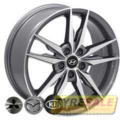 REPLICA MAZDA BK862 GP - Интернет магазин шин и дисков по минимальным ценам с доставкой по Украине TyreSale.com.ua