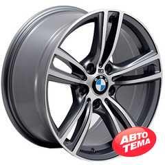 REPLICA BMW BK5055 GP - Интернет магазин шин и дисков по минимальным ценам с доставкой по Украине TyreSale.com.ua