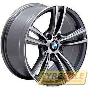 Купить REPLICA BMW BK5055 GP R17 W8 PCD5x120 ET34 DIA74.1