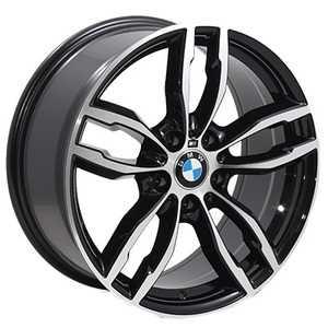 Купить REPLICA BMW BK921 BP R18 W8 PCD5x120 ET35 DIA74.1