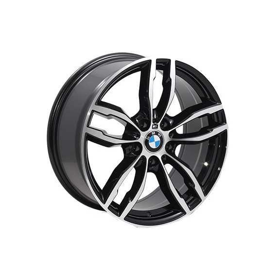 REPLICA BMW BK921 BP - Интернет магазин шин и дисков по минимальным ценам с доставкой по Украине TyreSale.com.ua