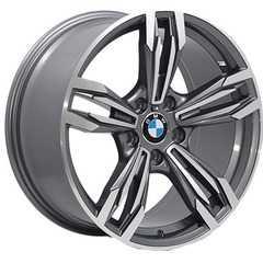 REPLICA BMW BK707 GP - Интернет магазин шин и дисков по минимальным ценам с доставкой по Украине TyreSale.com.ua