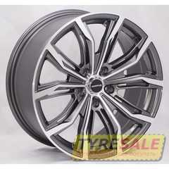 Купить REPLICA BMW 2747 MK-P R18 W8 PCD5x120 ET30 DIA74.1