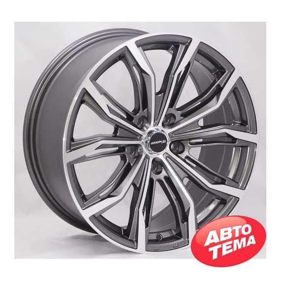 REPLICA BMW 2747 MK-P - Интернет магазин шин и дисков по минимальным ценам с доставкой по Украине TyreSale.com.ua
