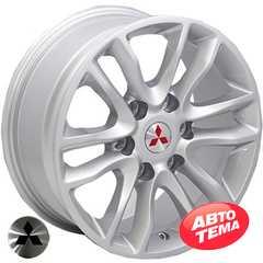 REPLICA MITSUBISHI D017 S - Интернет магазин шин и дисков по минимальным ценам с доставкой по Украине TyreSale.com.ua