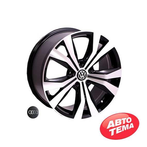 REPLICA AUDI BK526 BP - Интернет магазин шин и дисков по минимальным ценам с доставкой по Украине TyreSale.com.ua