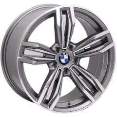 REPLICA BMW 5035 GMF - Интернет магазин шин и дисков по минимальным ценам с доставкой по Украине TyreSale.com.ua