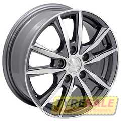 Купить ZW D5145 MGRA R15 W6 PCD5x114.3 ET40 DIA67.1