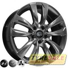 Купить ZW D002 HB R17 W7 PCD5x114.3 ET40 DIA67.1