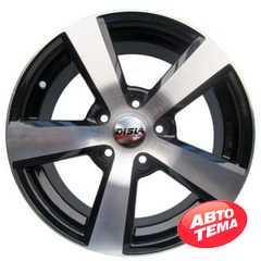 Купить DISLA Formula 503 BD R15 W6.5 PCD5x108 ET35 DIA65.1