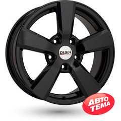 Купить DISLA Formula 503 B R15 W6.5 PCD5x110 ET35 DIA65.1