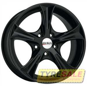 Купить DISLA Luxury 306 Black R13 W5.5 PCD4x100 ET30 DIA67.1