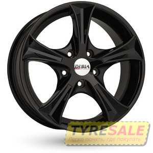 Купить DISLA Luxury 406 Black R14 W6 PCD4x108 ET37 DIA67.1