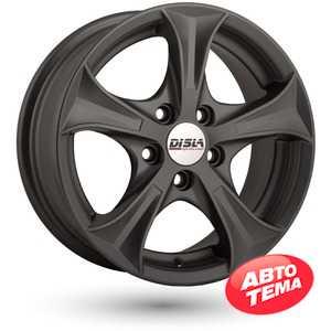 Купить DISLA Luxury 506 GM R15 W6.5 PCD4x114.3 ET35 DIA67.1