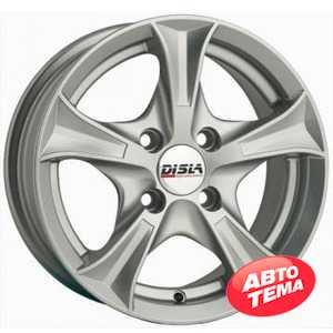 Купить DISLA LUXURY 506 S R15 W6.5 PCD4x98 ET35 DIA67.1