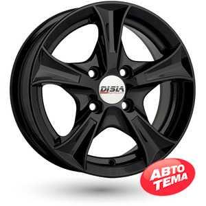Купить DISLA Luxury 706 B R17 W7.5 PCD5x112 ET40 DIA57.1