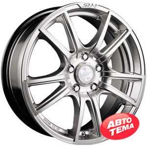 Купить RW (RACING WHEELS) H-161 HS R14 W6 PCD4x100 ET40 DIA67.1