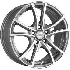 Купить RW (RACING WHEELS) H 496 DDNFP R16 W7 PCD5x110 ET35 DIA65.1